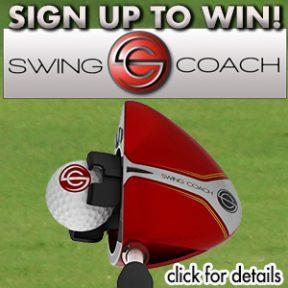 Swing Coach Giveaway