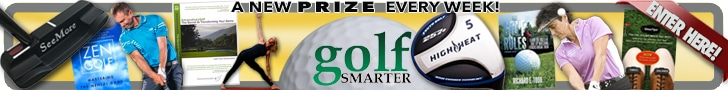 Golf Smarter A Prize a Week Giveaway
